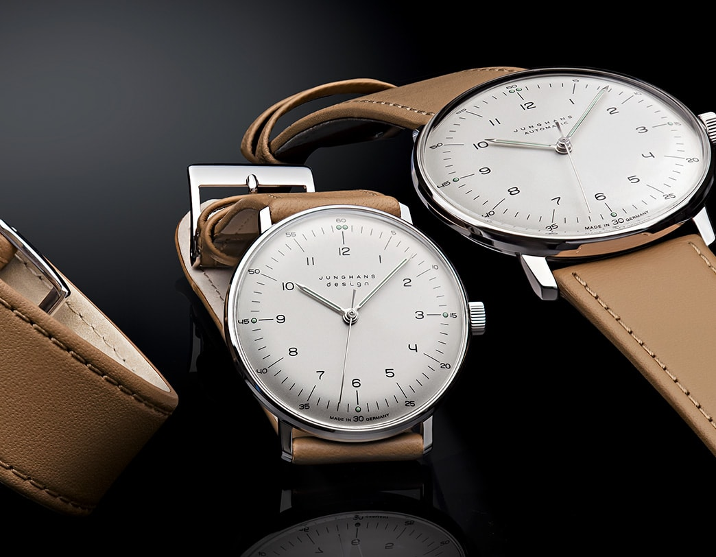 max bill by JUNGHANS クオーツ